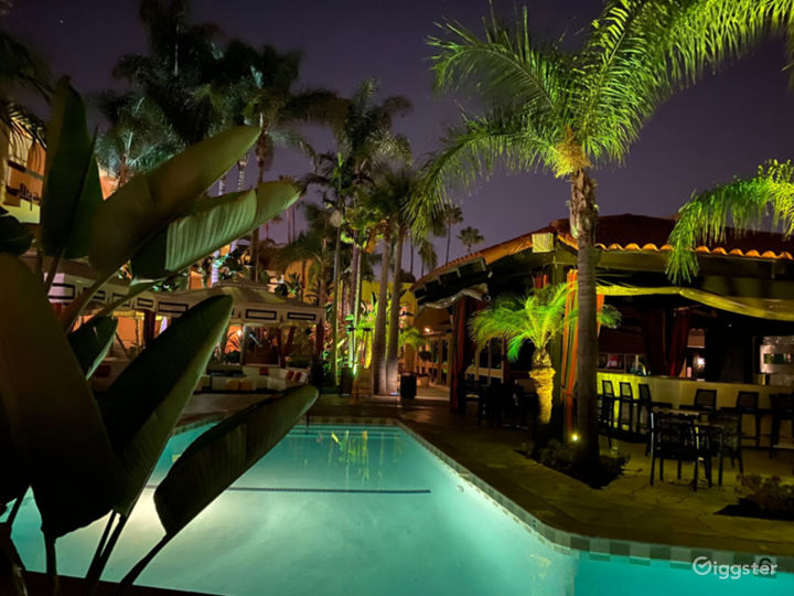 Perfect Poolside Outdoor Venue Photo 5