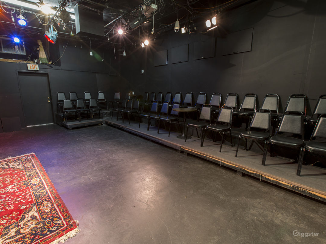 Intimate Theatre And Cafe Photo 5