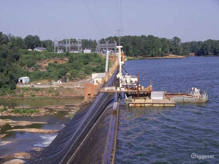 Jackson Hydroelectric Dam Photo 2