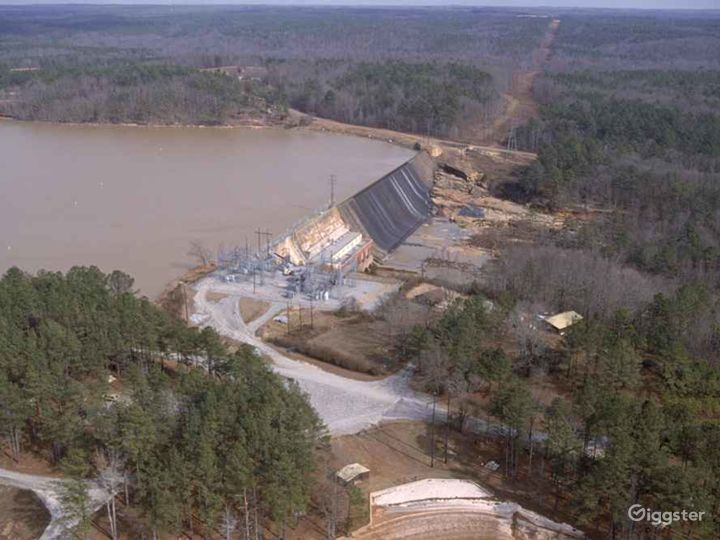 Jackson Hydroelectric Dam Photo 4