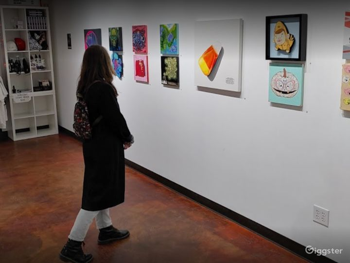 Beautiful and Spacious Gallery in Denver Photo 5
