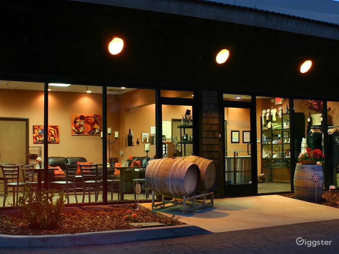 Indoor & Patio Restaurant + Winery - Event Venue Photo 1