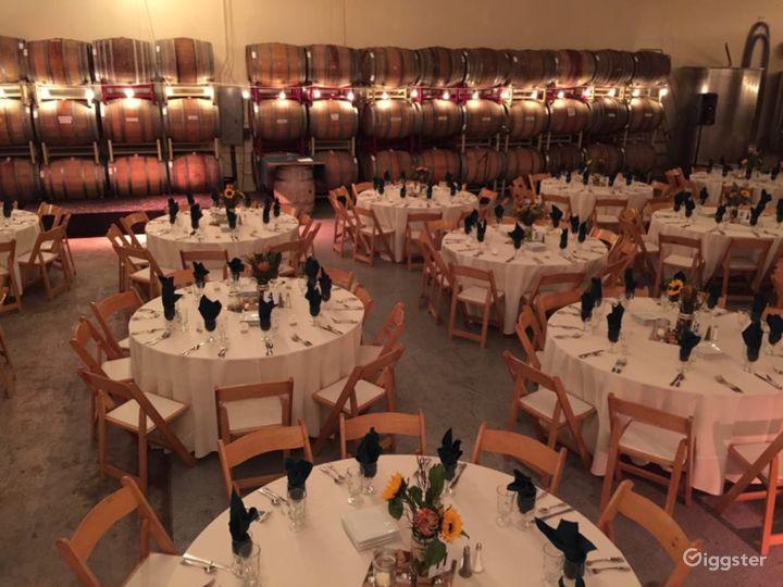 Indoor & Patio Restaurant + Winery - Event Venue Photo 3