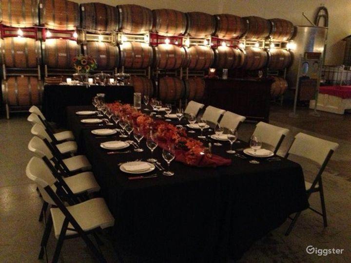 Indoor & Patio Restaurant + Winery - Event Venue Photo 5