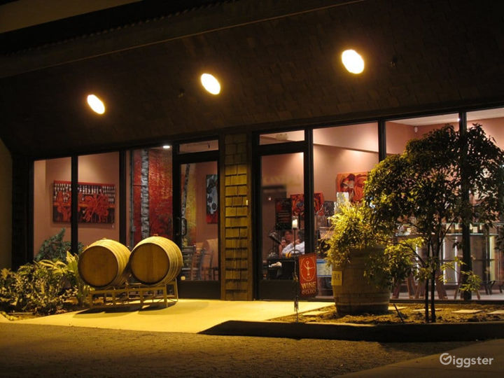 Indoor & Patio Restaurant + Winery - Event Venue Photo 2