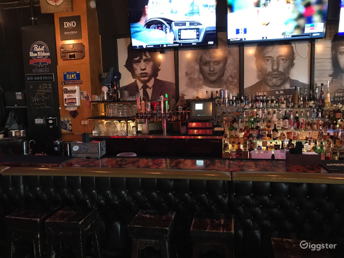 Rent the Bar/Club(commercial) Dive Sports Bar - 8 hr day for
