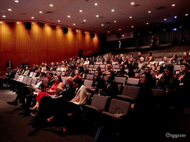 State-of-the-Art Auditorium Photo 3
