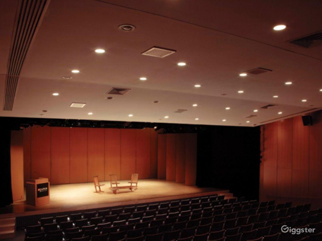 State-of-the-Art Auditorium Photo 1