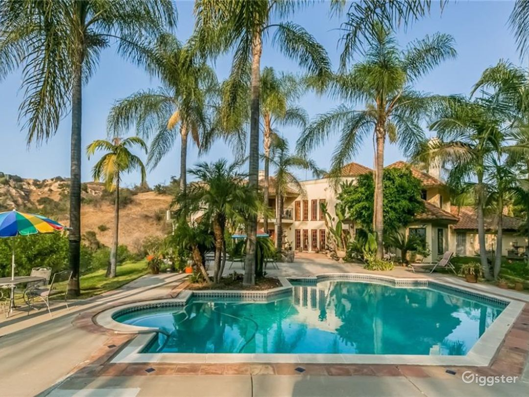 One-Of-A-Kind Hacienda Available for Music Videos Photo 4