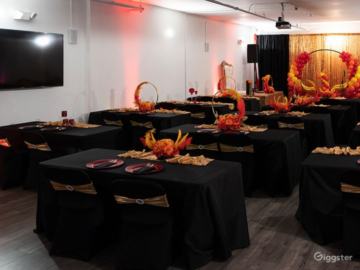 CAPACIOUS EVENT SPACE IN PHILLY Photo 3