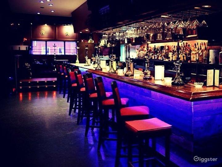 Stunning Bar in Philadelphia