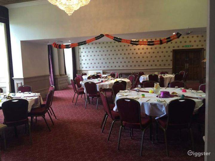 Spacious Balmoral Suite in Edinburgh Photo 4