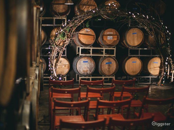 Modernized Winery