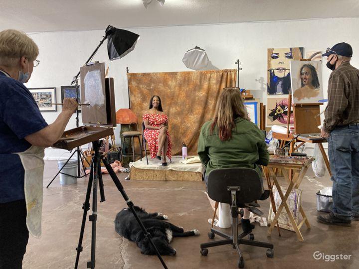 Art Studios and Exhibit Space / Downtown Las Vegas Photo 5
