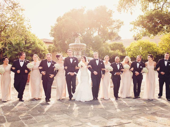 A Masterpiece Wedding Venue in Monterey  Photo 4