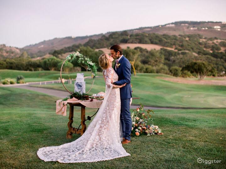 A Masterpiece Wedding Venue in Monterey  Photo 5
