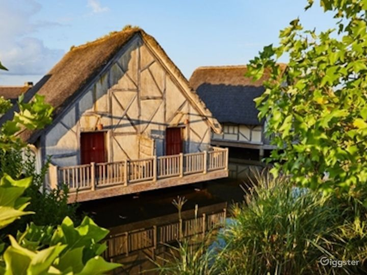 Stilted Village Inspired by the 5th - 6th Century Photo 3