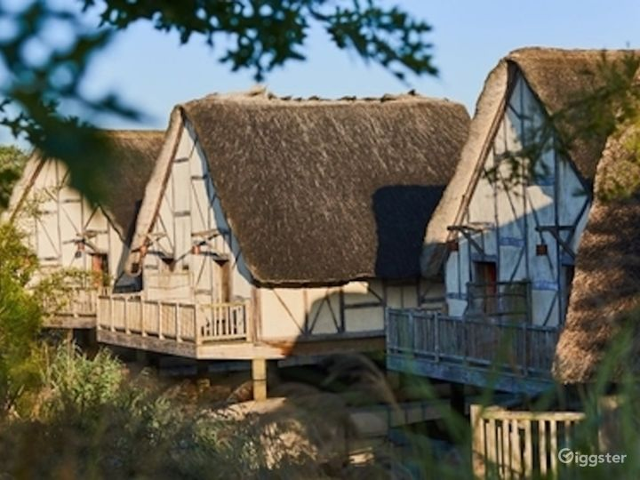 Stilted Village Inspired by the 5th - 6th Century Photo 5