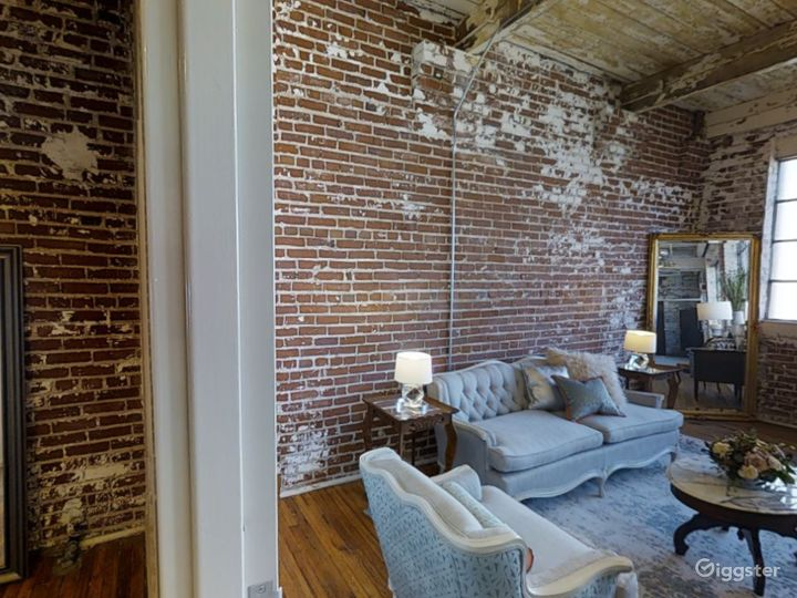 A Charming Space for Photoshoots in Memphis