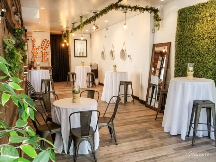 Detailed and Elegant Events Space in Philly