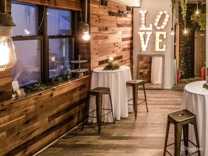Detailed and Elegant Events Space in Philly Photo 5