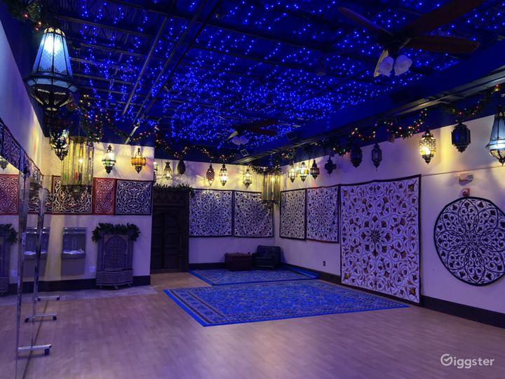 Exotic Middle Eastern Dance Studio Photo 5