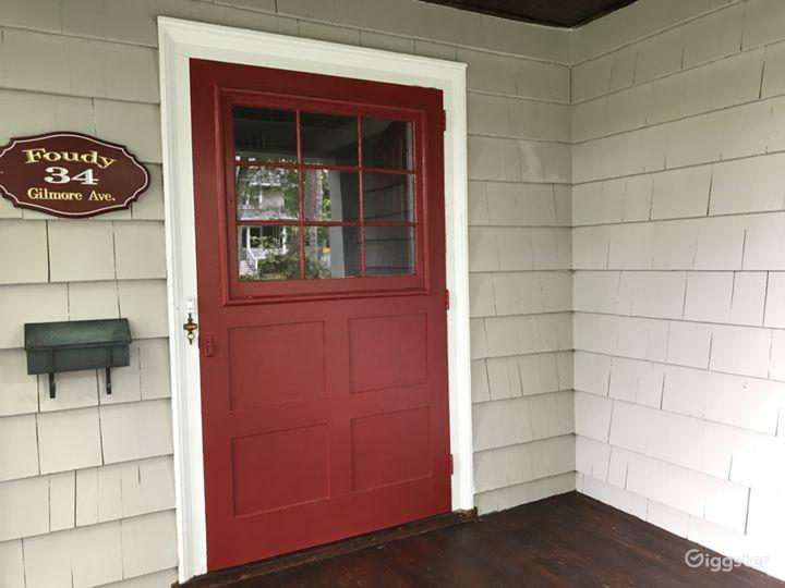 Front Door - 46 inches wide