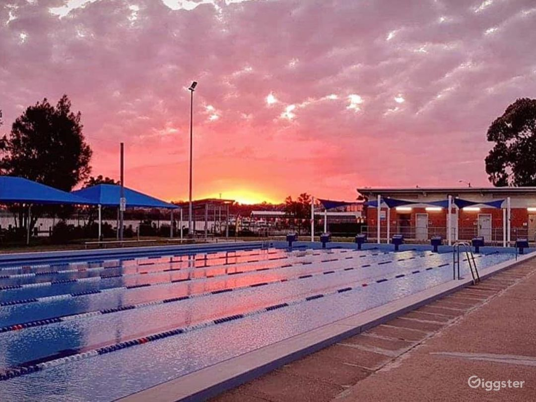 A 50M Olympic Size Outdoor Pool  Photo 1