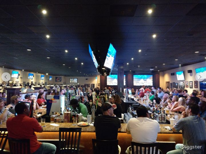 Premier Sports Bar and Grill in Roswell GA BUYOUT Photo 2