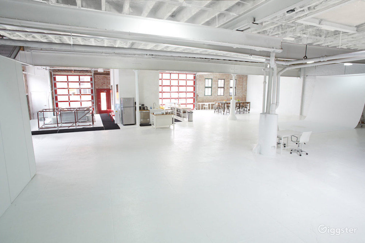 Rent Fully Equipped Studio With Commercial Kitchen Film Studio ...