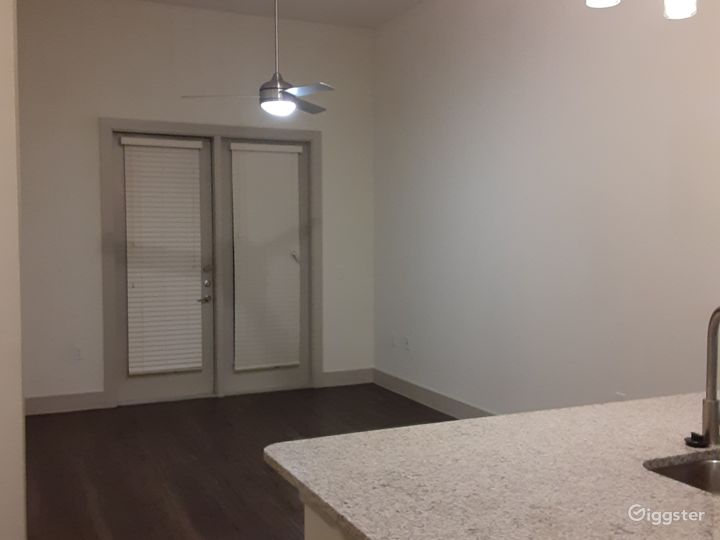 Here is a picture view of the livingroom space, a very big area...