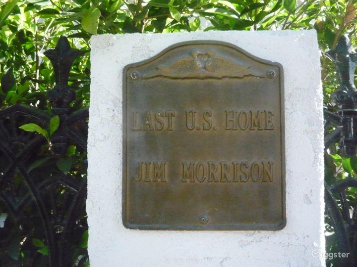 Jim Morrison's Last U.S. Residence Photo 4