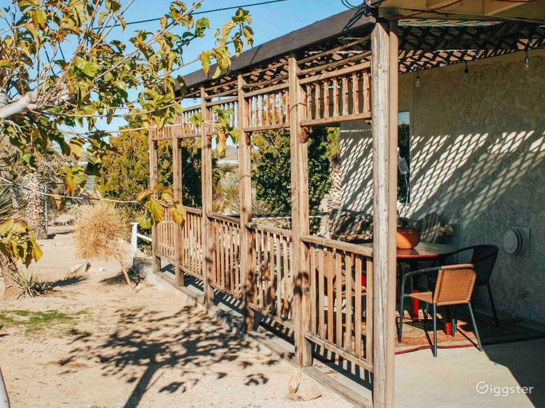 Western Cabin on 2.5 acres in Joshua Tree Desert Photo 4