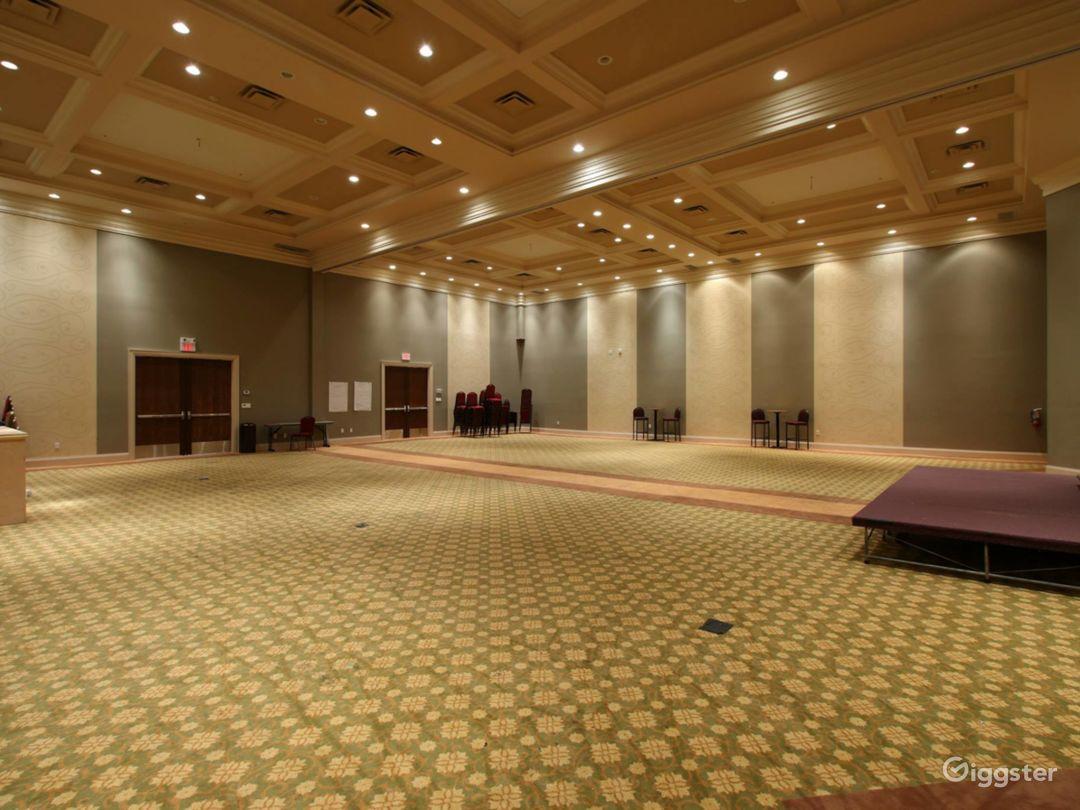 Classically Elegant Grand Ballroom  Photo 1