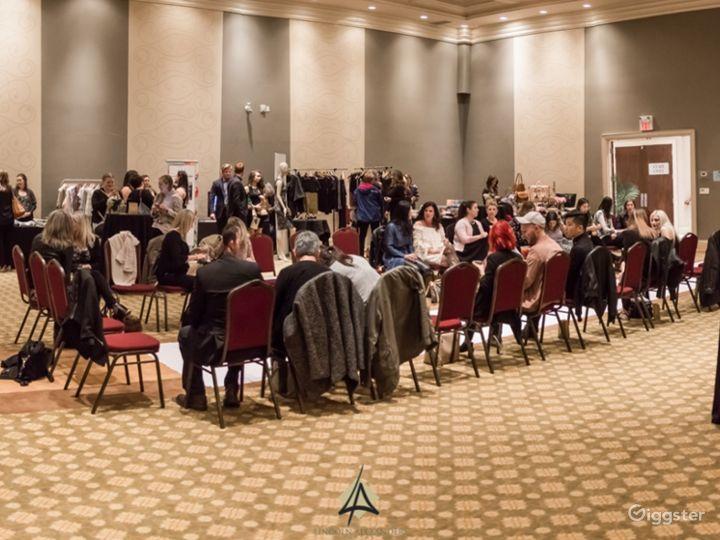 Classically Elegant Grand Ballroom  Photo 2