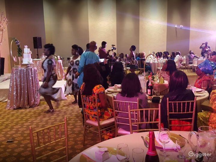 Classically Elegant Grand Ballroom  Photo 4