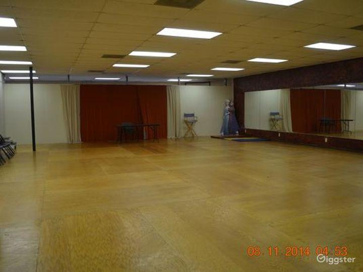 San Antonio's Glamorous Dance Studio B