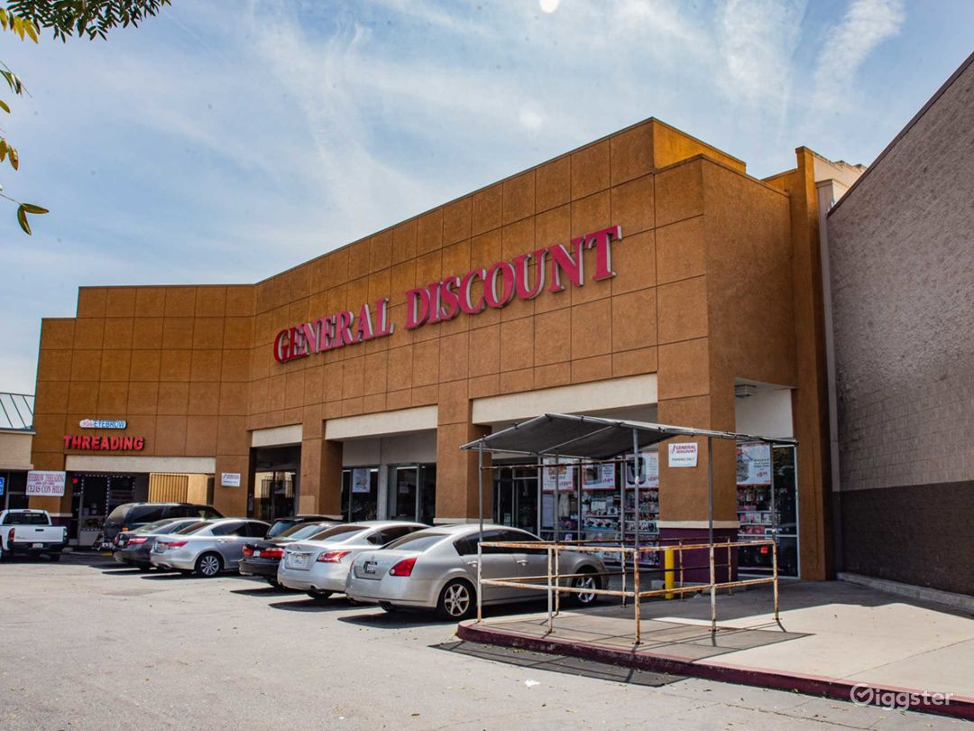 Large Discount Store in Compton Photo 1