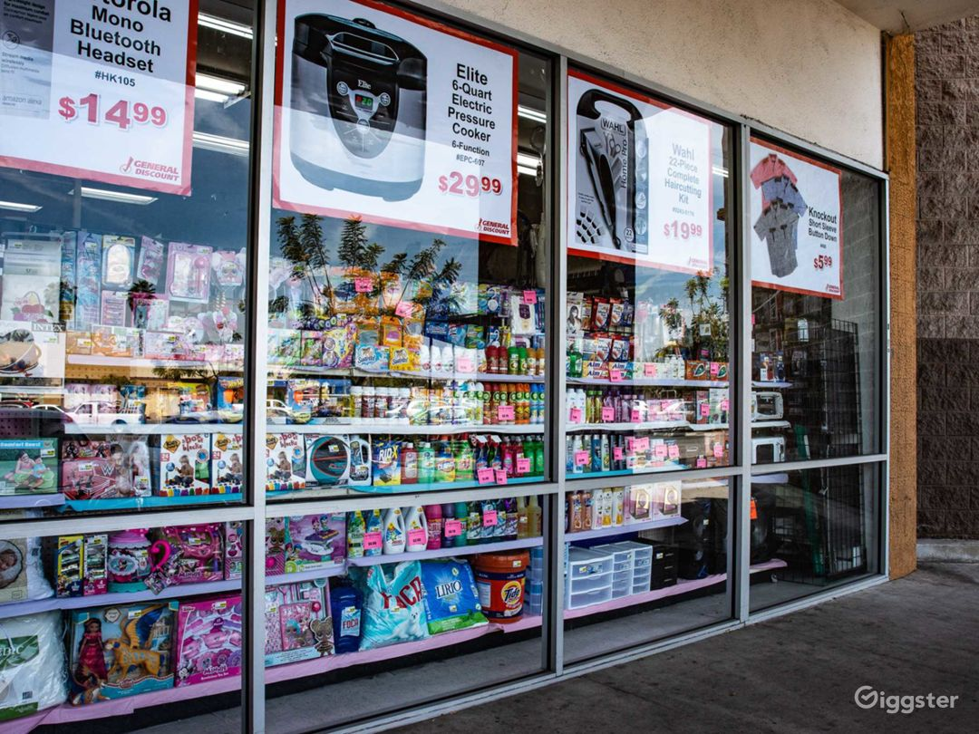 Large Discount Store in Compton Photo 3
