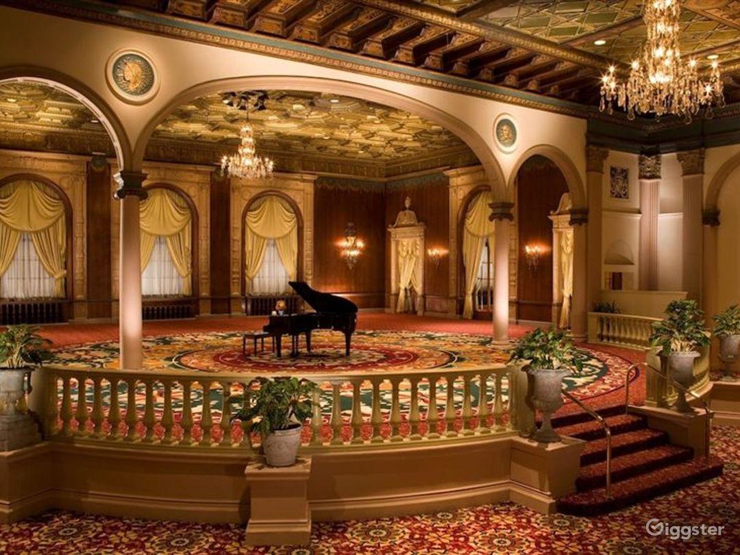 Opulent Hotel Ballrooms Photo 1