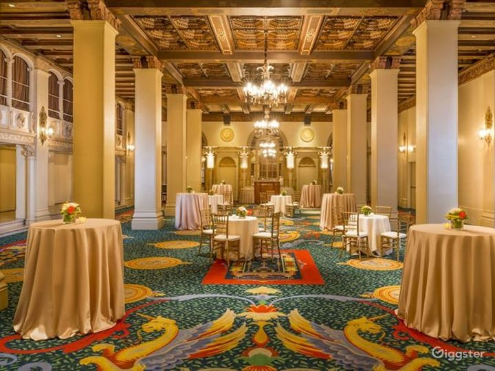 Opulent Hotel Ballrooms Photo 5
