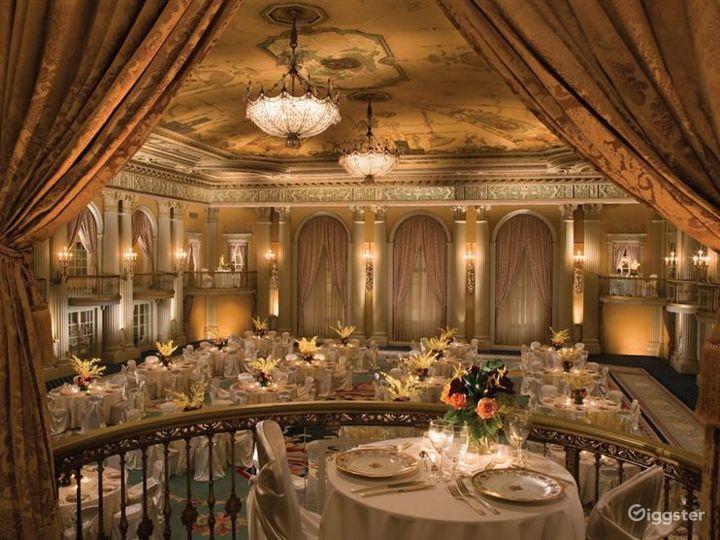 Opulent Hotel Ballrooms Photo 2