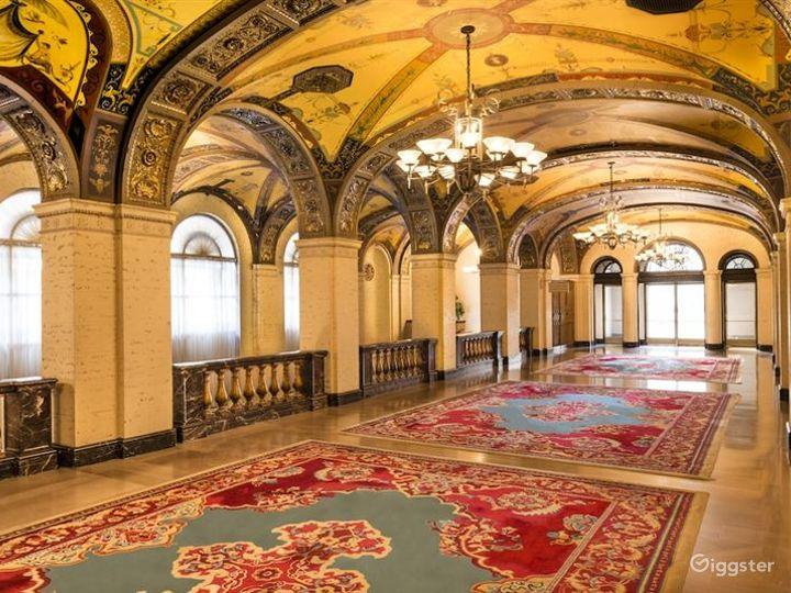Opulent Hotel Ballrooms Photo 3