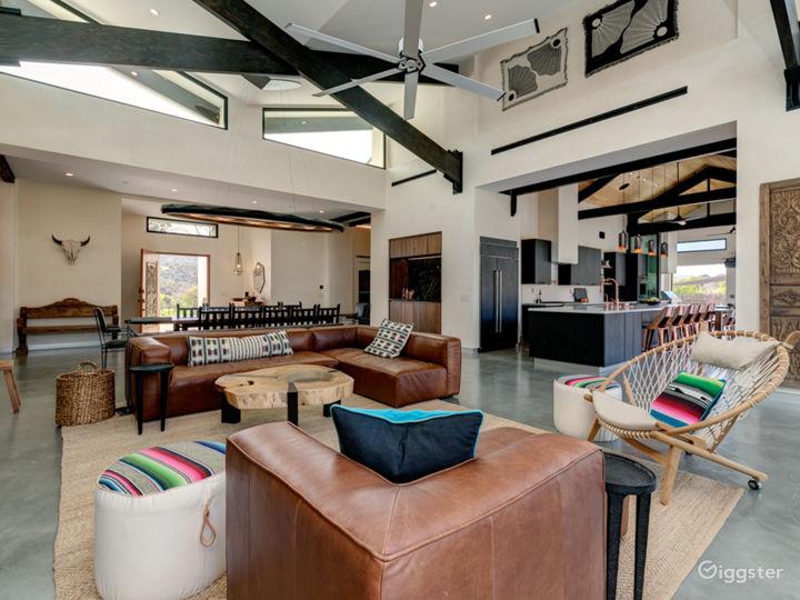 Ojai Modern Hacienda Photo 3