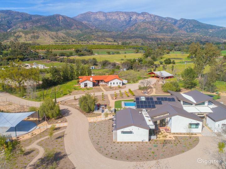 Ojai Modern Hacienda Photo 2