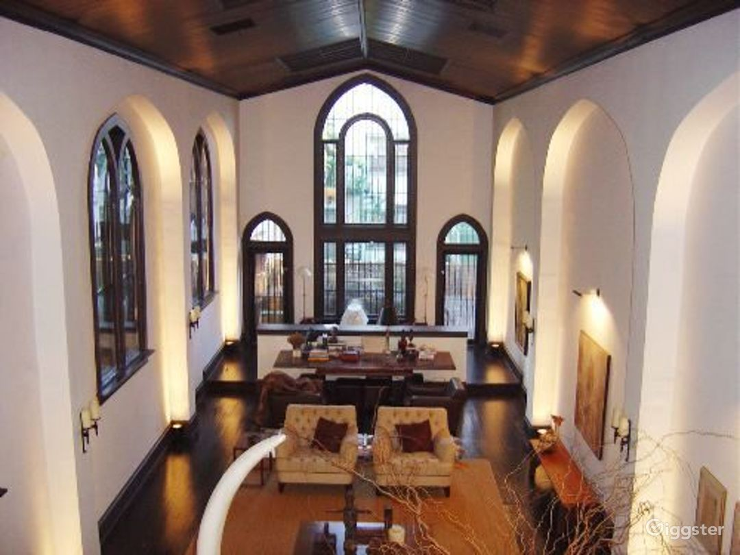 Converted church home: Location 4131 Photo 1