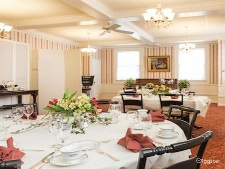 Rosy Dinning Room in San Francisco Photo 2