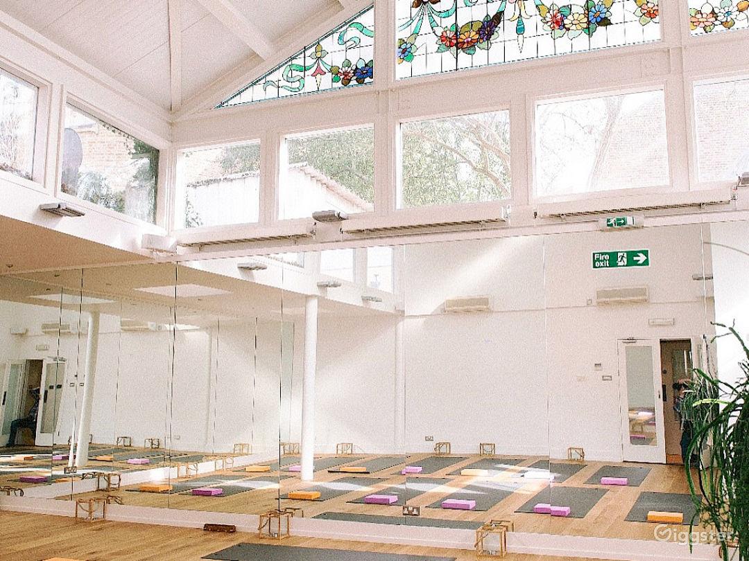Large Eco-escape Studio in London Photo 1