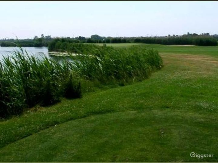 Golf course, club house, restaurant: Location 3294 Photo 3