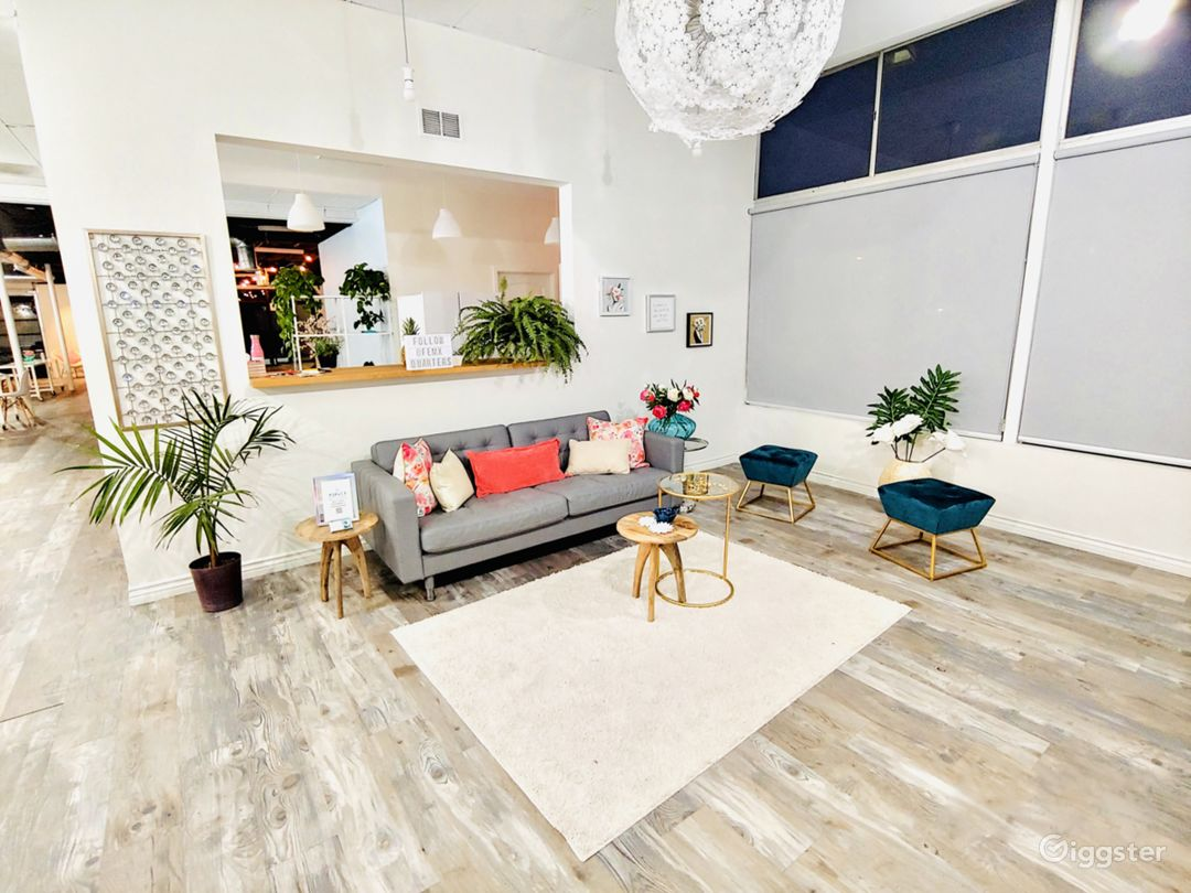 Minimalist Event Space in Mission Hills With Views Photo 2
